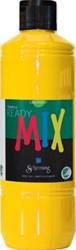 Schjerning plakkaatverf Ready Mix 500ml Primairgeel