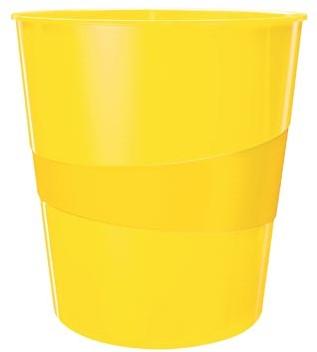 Leitz WOW Papiermand geel