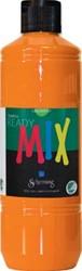 Schjerning plakkaatverf Ready Mix 500ml Oranje