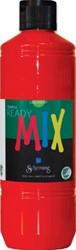 Schjerning plakkaatverf Ready Mix 500ml Rood