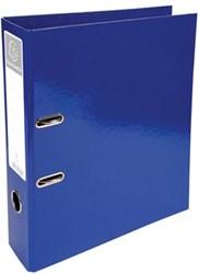 A4 ordner Exacompta Iderama rug van 7 cm donkerblauw