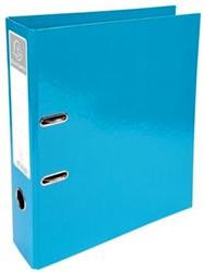 A4 ordner Exacompta Iderama rug van 7 cm lichtblauw