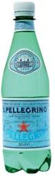 San Pellegrino 50 cl water flesje, pak van 24 flesjes