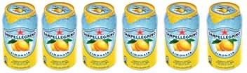 San Pellegrino limonade citroen blik 33cl pak van 6 stuks