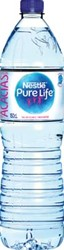 Nestle water Aquarel fles van 1,5 l, pak van 6 stuks