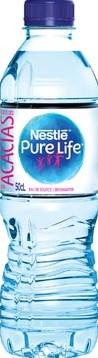Nestle niet bruisend water Aquarel flesje van 50 cl pak van 24 stuks