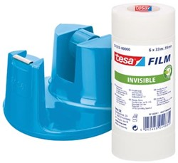 Tesa plakbandhouder Compact blauw