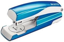 Blauwe nietmachine Leitz Nexxt 5562 WoW 30 vel