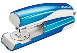 Blauwe nietmachine Leitz 5502 Wow 30 vel