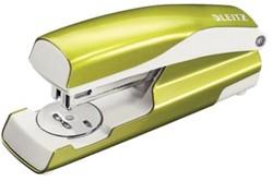 Groene nietmachine Leitz 5502 Wow 30 vel
