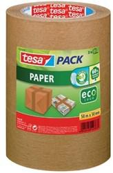 Tesa Verpakkingstape 50mm bruin