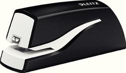 Leitz Elektrische nietmachine Nexxt op batterij 1 mm zwart