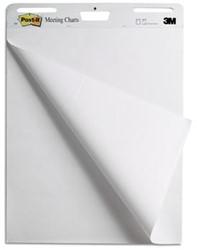 Post-it zelfklevend flipoverpapier 63 x 76,5cm