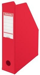 Esselte VIVIDA tijdschriftenhouder A4 karton rood