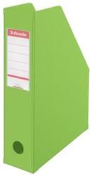 Esselte VIVIDA tijdschriftenhouder A4 karton groen