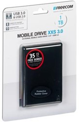 Freecom Mobile Drive XXS 3.0 harde schijf, 1 TB