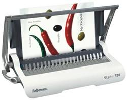 Fellowes Inbindmachine Star +150 voor plastic inbindringen