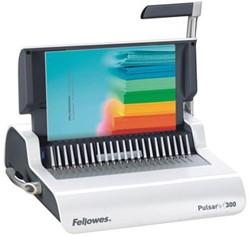 Fellowes Inbindmachine Pulsar +300 voor plastic inbindringen