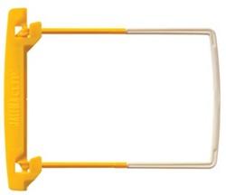 Archiefbinder JalemaClip wit/geel