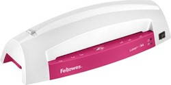 Fellowes lamineermachine Lunar+ voor ft A4, roze