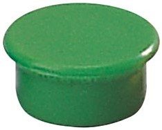 Dahle magneten diameter 13 mm, groen