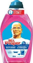 Mr. Proper allesreiniger Sensorial Blossoms And Breeze, vloeibare gel, flacon van 600 ml