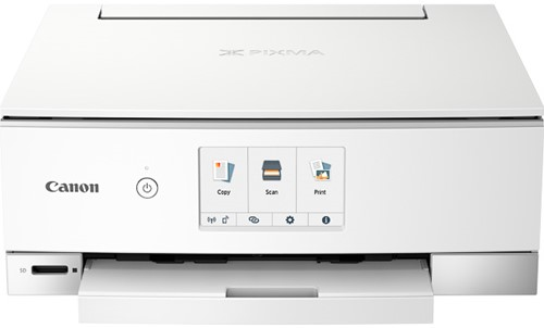 CANON PIXMA TS8351 3IN1 INKJET WHITE 3775C026 A4/duplex/WLAN/cloud