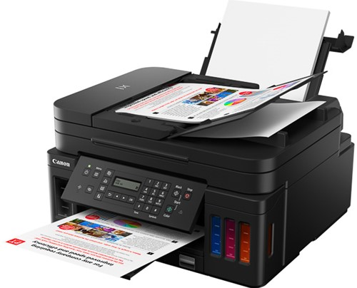 CANON PIXMA G7050 4IN1 INKJET PRINTER 3114C006 A4/WLAN/multi/color