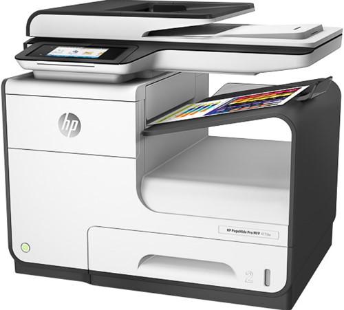 HP PW PRO477DW 4IN1 INKJET PRINTER D3Q20B#A80 A4/Duplex/LAN/multi/color