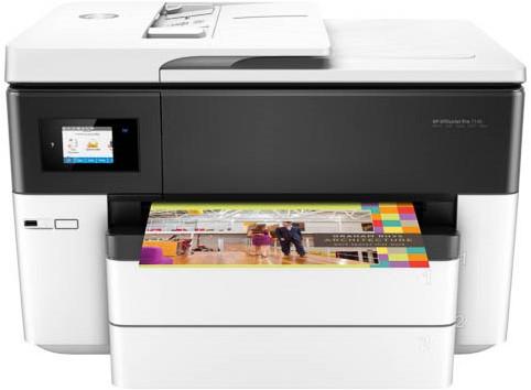 HP OJ PRO 7740 4IN1 INKJET PRINTER G5J38A#A80 A3/WLAN/color