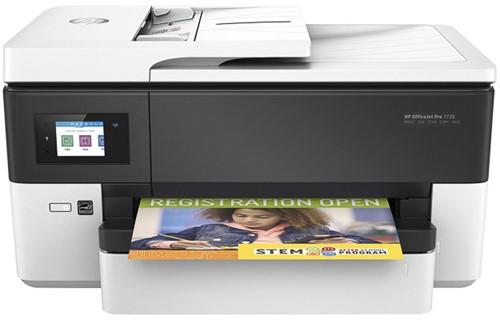 HP OJ PRO 7720 4IN1 INKJET PRINTER Y0S18A#A80 A3/Multi/color