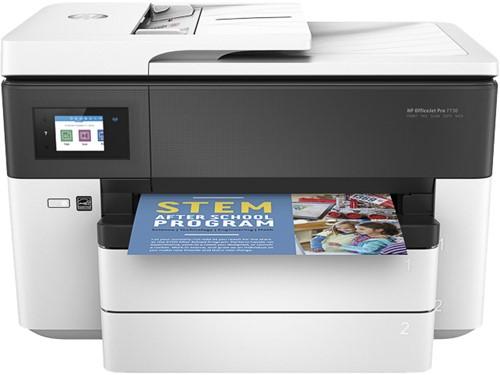 HP OJ PRO 7730 4IN1 INKJET PRINTER Y0S19A#A80 A3/LAN/Multi/color