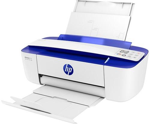 HP DJ 3760 3IN1 INKJET PRINTER T8X19B#629 A4/WLAN/Multi/color