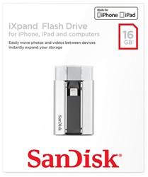 SANDISK IXPAND USB 3.0 16GB SDIX-016G-G57 Speichererweiterung