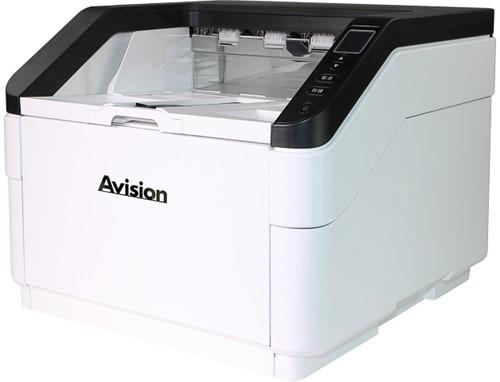 AVISION AD8120 PRODUCTION SCANNER 000-0871-07G A3/duplex/color
