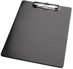5Star Klemplaat A4 staand zwart