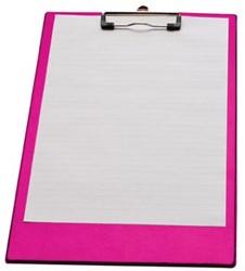 5Star Klemmap A4/Folio 345 x 235 mm neonroze