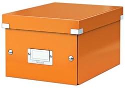 Leitz Opbergdoos Wow Click & Store ft A5, oranje