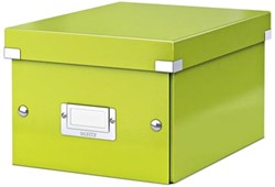 Leitz Opbergdoos Wow Click & Store ft A5, groen