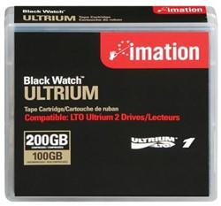 Imation datacartridge LTO Ultrium LTO 1 Ultrium capaciteit: 100 / 200 GB