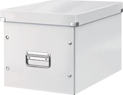 Leitz Click & Store kubus grote opbergdoos, wit