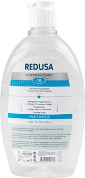 Desinfecterende handgel 70% alcohol flacon van 500 ml