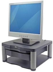 Fellowes monitorstandaard met lade