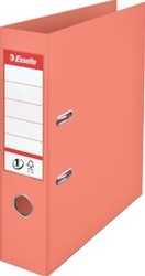 Esselte ordner Colour'Ice No. 1 A4, uit PP, rug van 7,5 cm, abrikoos