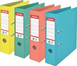 Esselte ordner Colour'Ice No. 1 A4, uit PP, rug van 7,5 cm, geassorteerde kleuren