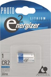 Energizer batterijen Photo Lithium 3V, CR17355