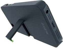 Leitz case + stand Iphone 5 zwart