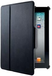 Leitz Cover Tech Grip ipad 2, zwart