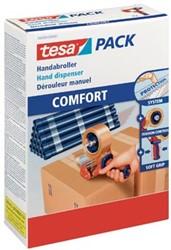 Tesa afroller voor verpakkingsplakband Comfort
