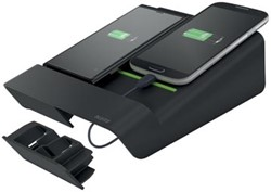 Leitz Complete Duocharger zwart